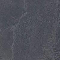Керамическая плитка ZeusCeramica Slate Black 60х60