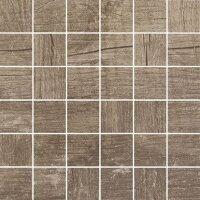 Керамическая плитка Paradyz TROPHY Brown Mозаика резанная 29.8х29.8