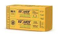 Утеплитель ISOVER Фасад Лайт плита 1200*600*50мм(5.76м2)