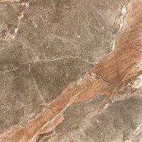 Керамическая плитка Kerranova Genesis коричневый 60х60см