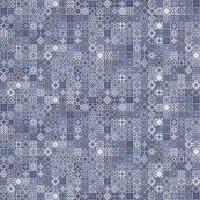 Керамогранит Cersanit Hammam HA4R042 голубой 42х42см
