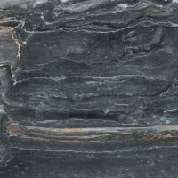 Керамическая плитка Vitra Bergamo Антрацит Лаппато Ректификат 60х60