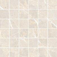 Керамическая плитка Vitra Marmori Мозаика Пулпис Кремовый 5x5
