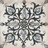 Керамическая плитка Lasselsberger СИЕНА вставка 4 универсальный 9.5х9.5см (3603-0088)