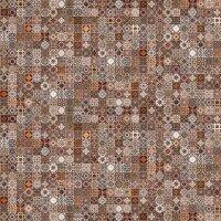 Керамогранит Cersanit Hammam HA4R112 коричневый 42х42см