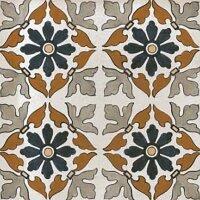 Керамическая плитка Lasselsberger СИЕНА вставка 5 универсальный 9.5х9.5см (3603-0089)