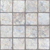 Керамическая плитка Керамин Карфаген 1 светло-серый 40х40см