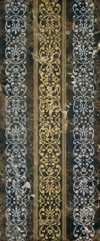 Керамическая плитка Gracia Ceramica Bohemia brown decor 01 250х600
