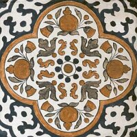 Керамическая плитка Lasselsberger СИЕНА вставка 3 универсальный 9.5х9.5см (3603-0087)