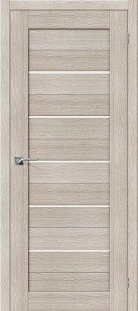 Дверь межкомнатная el-PORTA(Эль Порта) Porta-22 Cappuccino Veralinga
