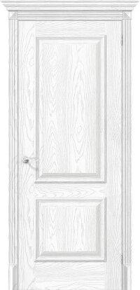 Дверь межкомнатная el-PORTA(Эль Порта) Классико-12 Silver Ash