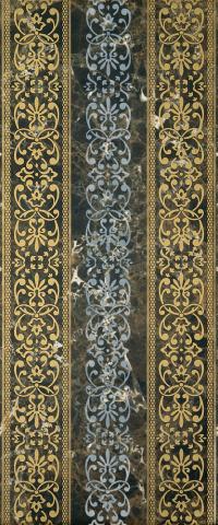Керамическая плитка Gracia Ceramica Bohemia brown decor 02 250х600