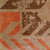 Керамическая плитка Gracia Ceramica Caprice brown PG 02 200х200