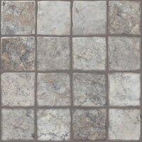 Керамическая плитка Керамин Карфаген 2 серый 40х40см