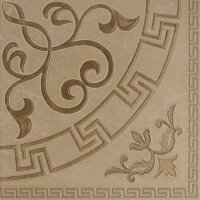 Керамическая плитка Kerlife Eterna Beige панно напольное бежевый 66.5x66.5см