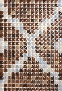 Керамическая плитка Керамин Гламур 3тип1 400х275мм