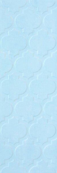 Керамическая плитка Gracia Ceramica Alisia blue wall 02 300х900