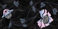 Керамическая плитка Нефрит-Керамика 04-01-1-10-03-65-122-2 Декор Болеро 2 50х25