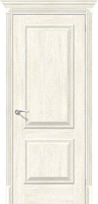 Дверь межкомнатная el-PORTA(Эль Порта) Классико-12 Nordic Oak