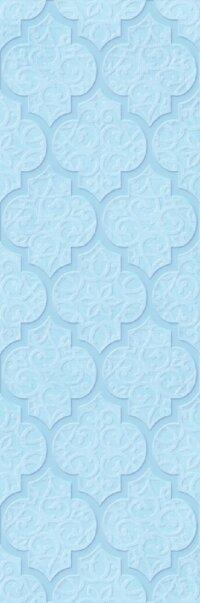 Керамическая плитка Gracia Ceramica Alisia blue decor 02 300х900