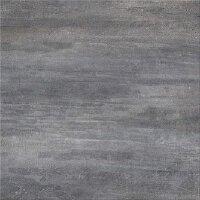 Керамическая плитка Azori Pandora Grey напольная Grafite 33.3x33.3
