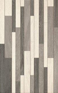 Керамическая плитка Paradyz Kwadro Ornelia Bianco Mozaika плитка настенная 25х40