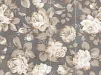 Керамическая плитка Lasselsberger Fiori Grigio панно цветы 60х80см (1608-0116)
