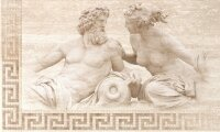 Керамическая плитка Gracia Ceramica Itaka beige decor 01 300х500