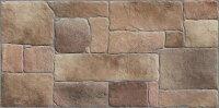Керамическая плитка Cersanit Kastor темно-корич L512D 29.7х59.8см