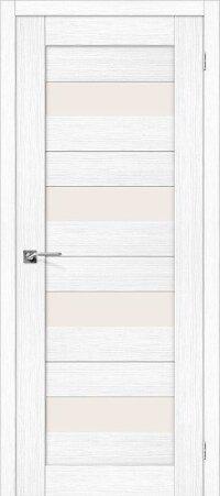 Дверь межкомнатная el-PORTA(Эль Порта) Porta-23 Snow Veralinga