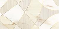 Декор Azori Calacatta Royal Geometria 315x630