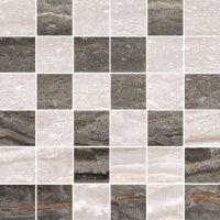 Керамическая плитка Vitra Bergamo Мозаика Теплый Микс 5х5