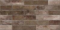 Керамическая плитка Cersanit Bricks корич L112D 29.7х59.8см