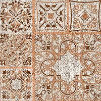 Керамическая плитка Gracia Ceramica Bristol brown PG 01 45х45см
