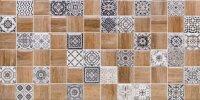 Керамическая плитка Lasselsberger АСТРИД декор 3 натуральный 20х40см (1041-0242)