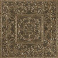 Керамическая плитка Gracia Ceramica Bohemia brown decor PG 02 450х450
