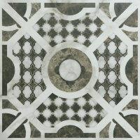Керамическая плитка Gracia Ceramica Casa Blanca white PG 03 60х60см