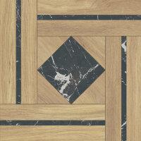 Керамическая плитка Gracia Ceramica Charlie black PG 02 60х60см