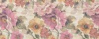 Керамическая плитка Керамин Троя 3 тип 2 (цветы) 20х50см