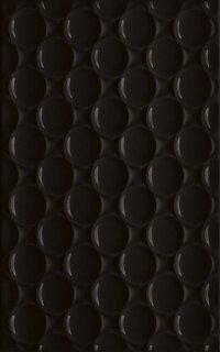 Керамическая плитка Paradyz Kwadro Martynika Nero плитка настенная STR. 25x40