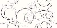 Керамическая плитка Kerlife Stella Arabesco Marfil декор белый 31.5x63см