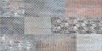 Керамическая плитка Azori Pandora Grafite Ornament 315x630