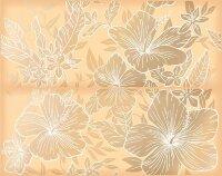 Керамическая плитка Kerlife Elissa Sabbia Fiore песочный 40.2х50.5см