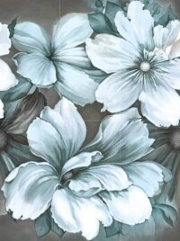 Панно Azori Devore Floris 945x126