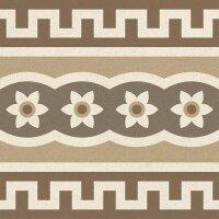 Керамическая плитка Gracia Ceramica Conti multi decor 02 200х200