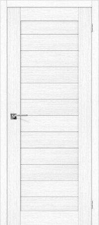 Дверь межкомнатная el-PORTA(Эль Порта) Porta-21 Snow Veralinga