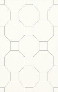 Керамическая плитка Paradyz Kwadro Martynika Bianco INSERTO декор 25x40