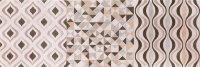 Керамическая плитка Gracia Ceramica Forte multi decor 01 25х75см