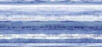 Вставка Cersanit Santorini TR2U041 голубой 25х75см