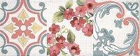 Керамическая плитка Azori Eclipse Grey Декор Aurora 2 20.1x50.5